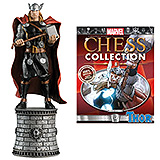 Marvel Chess Collection - figúrka a časopis  #08 Thor (White Bishop)