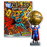 DC Chess Collection Special - figúrka a časopis #4 Superman with Daily Planet