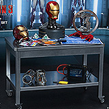 Iron Man 3 - príslušenstvo Workshop Accessories Iron Man Collectible Set