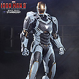 Iron Man 3 - figúrka Iron Man Mark XXXIX Starboost 30 cm