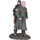 Game of Thrones - soška Hodor & Bran 23 cm
