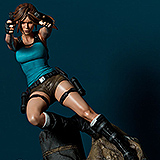 Tomb Raider Temple of Osiris - socha Lara Croft 45 cm