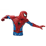 Marvel Comics - pokladnička Fighter Spider-Man 20 cm