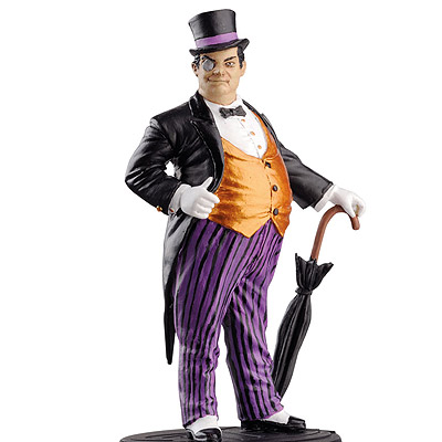 DC Comics Super Hero - figúrka Penguin 10 cm