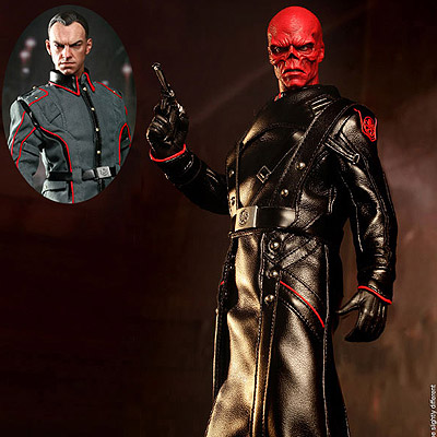 Captain America - figúrka Red Skull 30 cm