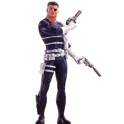 Marvel Comics - figúrka Nick Fury 10 cm
