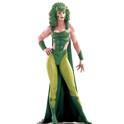 Marvel Comics - Polaris 10 cm