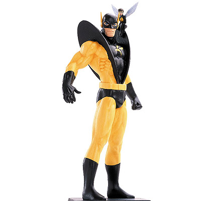 Marvel Comics - Yellow Jacket & The Wasp 10 cm