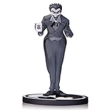 Batman Black & White - soška The Joker (Dick Sprang) 18 cm