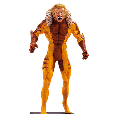 Marvel Comics - Sabretooth 10 cm
