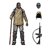 The Walking Dead - figúrka series 8 Morgan Jones 13 cm