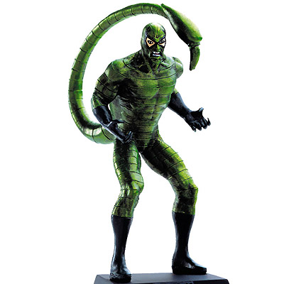 Marvel Comics - figúrka Scorpion 10 cm