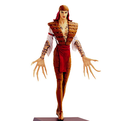 Marvel Comics - figúrka Lady Deathstrike 10 cm