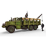 The Walking Dead - stavebnica Woodbury Assault Vehicle