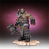 Warcraft The Beginning - socha Orgrim 33 cm
