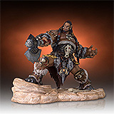 Warcraft The Beginning - socha Durotan 32 cm