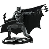 Batman Black & White - soška Batman (Francis Manapul) 18 cm