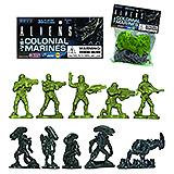 Aliens vs. Colonial Marines - figúrky 35-Pack 5 cm