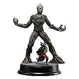 Guardians of the Galaxy - model Groot & Rocket 20 cm