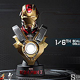 Iron Man 3 - busta Iron Man Mark XVII Heartbreaker 11 cm