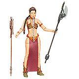 Star Wars Black Series - figúrka Princess Leia (Slave Outfit) 15 cm