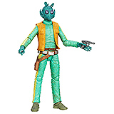 Wave 2 GreedoStar Wars Black Series - figúrka Greedo 15 cm