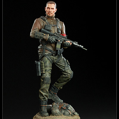 Terminator Salvation - socha John Connor 48 cm