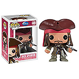 Pirates of the Caribbean POP! - figúrka Jack Sparrow 10 cm