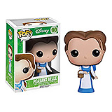 Beauty and the Beast POP! - figúrka Peasant Belle 10 cm