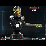 Iron Man 3 - busta Series 2 Iron Man Mark XX Python 11 cm
