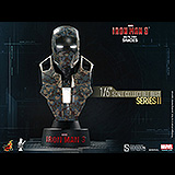 Iron Man 3 - busta Series 2 Iron Man Mark XXIII Shades 11 cm