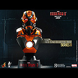 Iron Man 3 - busta Series 2 Iron Man Mark XXVIII Jack 11 cm
