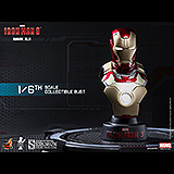 Iron Man 3 - busta Iron Man Mark XLII 11 cm