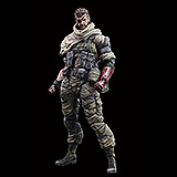 Metal Gear Solid V - figúrka Play Arts Kai Venom Snake 28 cm