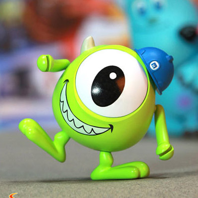 Monsters University - figúrka Mike 8 cm
