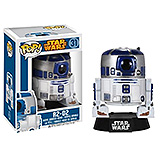 Star Wars POP! - bobble head R2-D2 10 cm