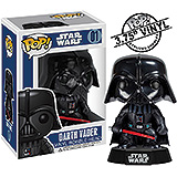 Star Wars POP! - bobble head Darth Vader 10 cm