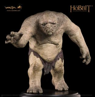 The Hobbit - soška William the Troll 17 cm