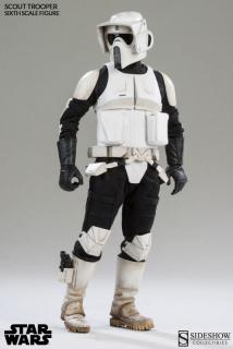 Star Wars - figúrka Scout Trooper 30 cm