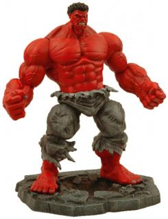 Marvel Select - figúrka Red Hulk 25 cm