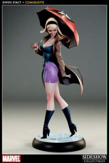 Marvel - socha J. Scott Campbell Spider-Man Collection Gwen Stacy 46 cm