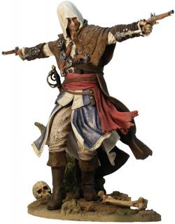 Assassin's Creed - soška Edward Kenway The Assassin Pirate 24 cm