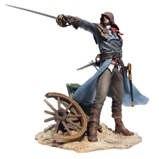 Assassin's Creed Unity - soška Arno The Fearless Assassin 24 cm