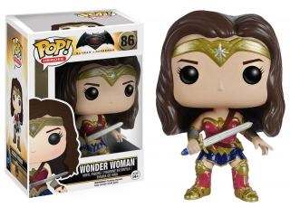 Batman v Superman POP! - figúrka Wonder Woman 9 cm