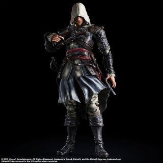 Assassin's Creed IV Black Flag - figúrka Play Arts Kai Edward Kenway 28 cm