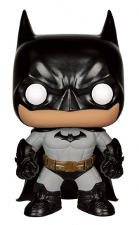 Batman Arkham Asylum POP! - figúrka Batman 10 cm