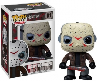 Friday the 13th POP! - figúrka Jason Voorhees 10 cm