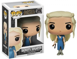 Game of Thrones POP! - figúrka Daenerys in Blue Gown 10 cm