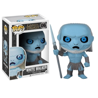 Game of Thrones POP! - figúrka White Walker 10 cm