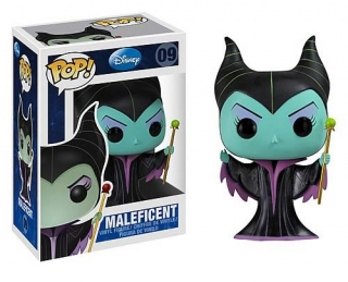 Maleficent POP! - figúrka Maleficent 10 cm